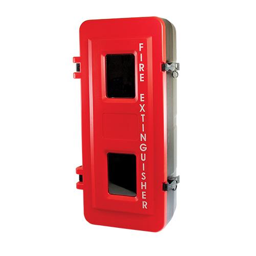Extinguisher Cabinet Heavy-Duty Plastic 4.5KG