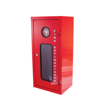 Fire Extinguisher Cabinet Metal-4.5KG