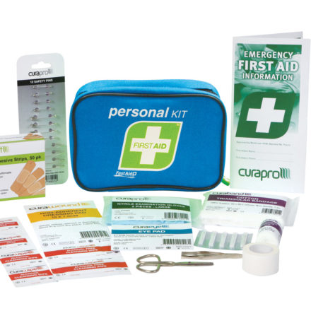 First Aid Kit - Personal Car Kit