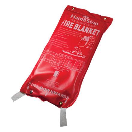 Fire Blanket 1.8 X 1.8M FS180 FlameStop