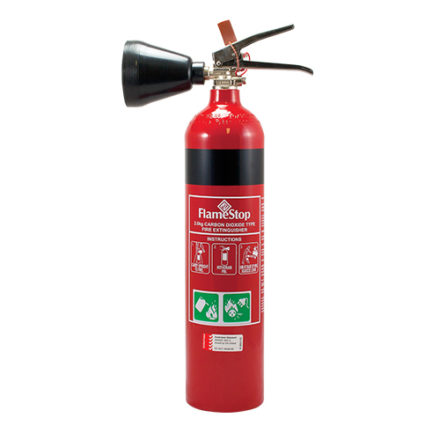 Portable Extinguisher CO2 2.0kg (G2CO2)