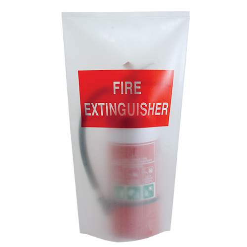 Portable Fire Extinguisher UV Cover - Large
