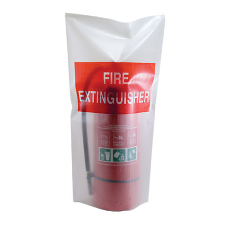 Portable Fire Extinguisher UV Cover - Small