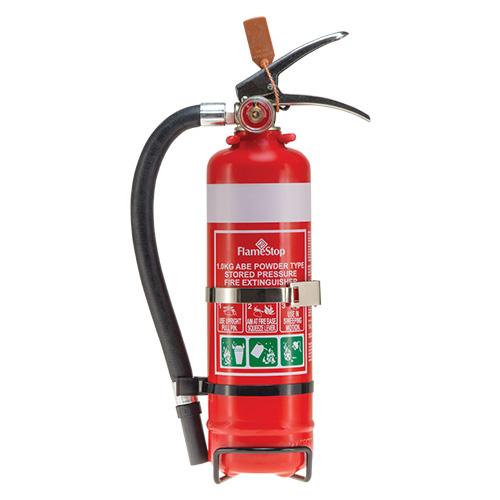 Fire Extinguisher Abe Powder Portable Extinguisher