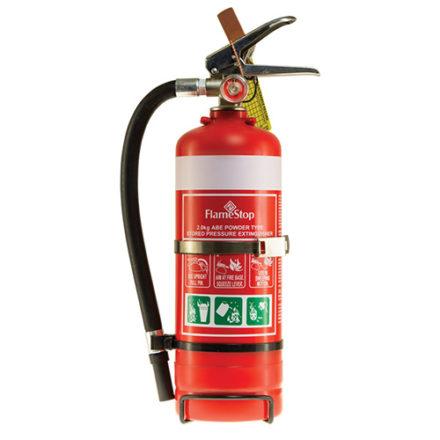 Portable Extinguisher ABE Powder - 2 KG