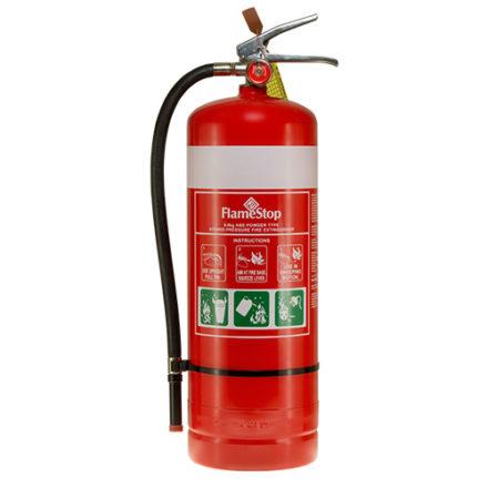 Portable Extinguisher ABE Powder - 9 KG