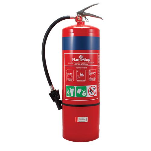 Portable Extinguisher AFFF Foam 9.0Ltr