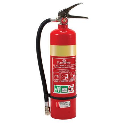 Portable Extinguisher Wet Chemical 2.0Ltr