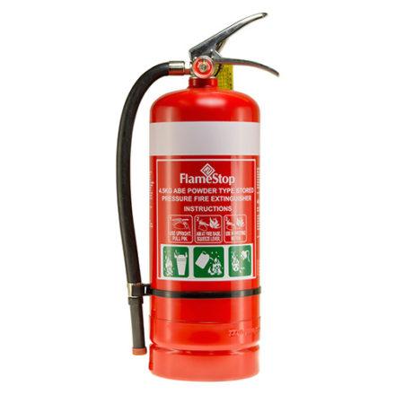 Portable Extinguisher ABE Powder - 4.5 KG