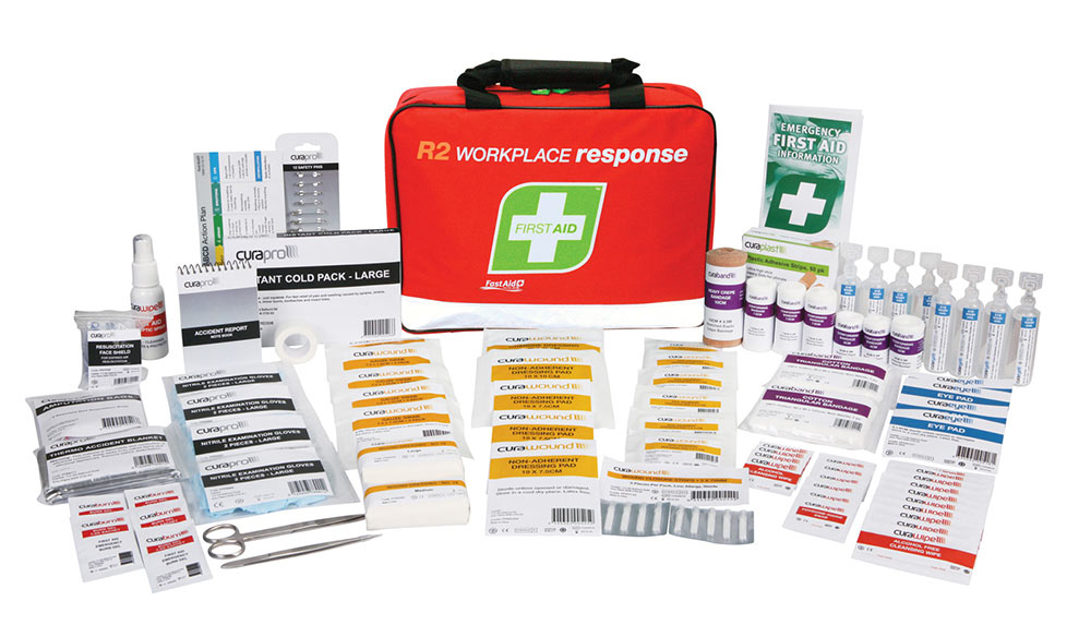First Aid Kit - Workplace Kit - Soft Case