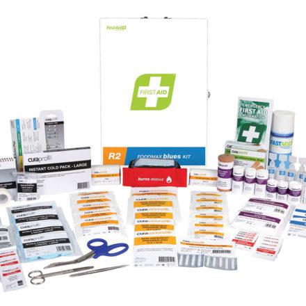 First Aid Kit - Food Biz Kit - Metal Case