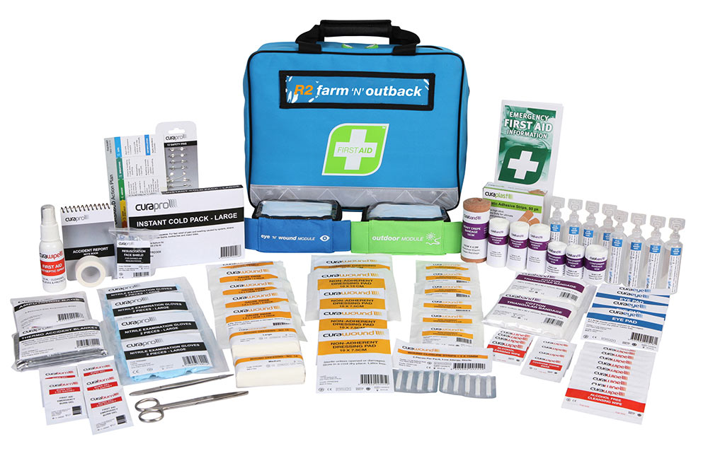 First Aid Kit - Farm 'n Outdoor Kit - Soft Case