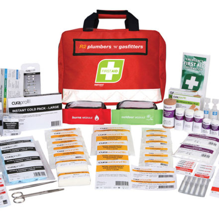 First Aid Kit - Plumber's Kit - Soft Case